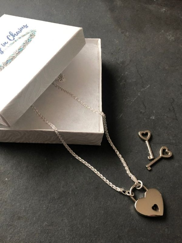 sterling silver day collar harvest chain by serenity in chains
