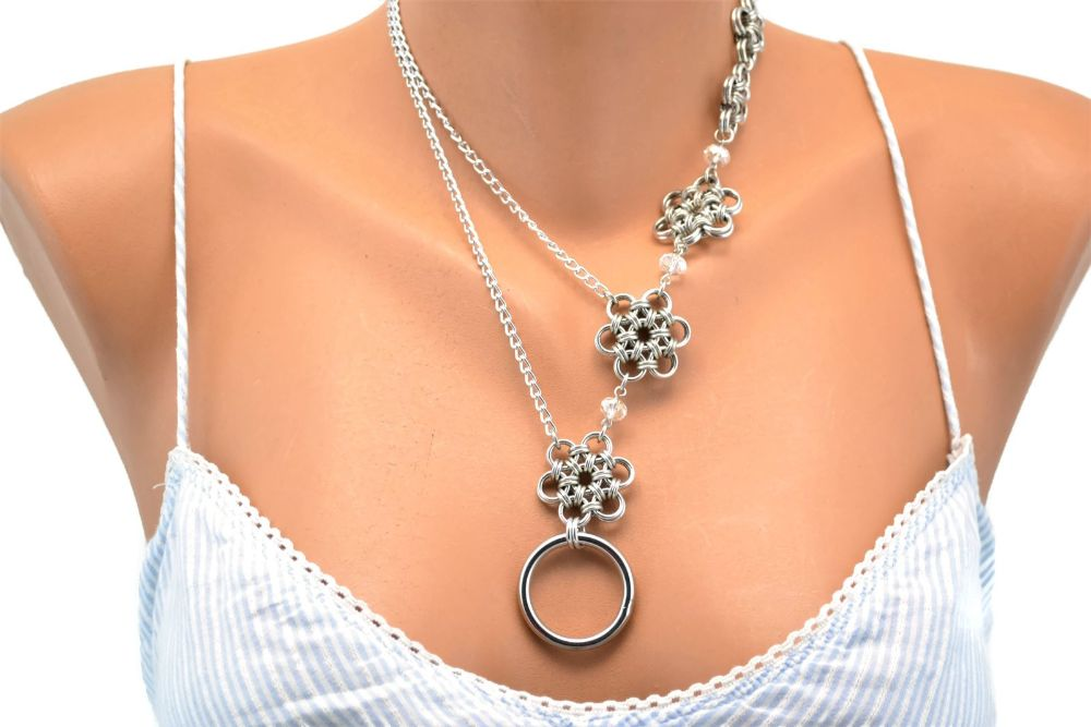 Chainmaille Day Collar