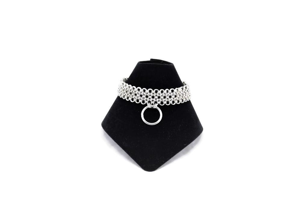 10017.b50 collar anclaje Collier Edc by Esprit Neptune Steel ECNL