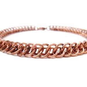 The Coil Pure Copper Bracelet