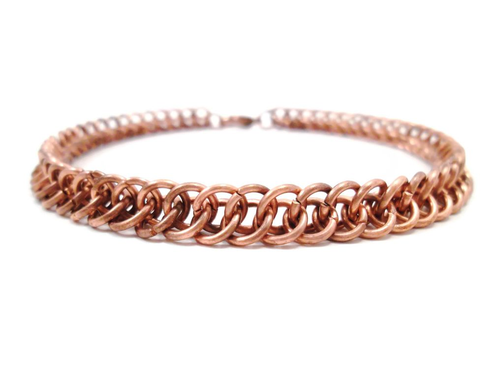 copper-mens-chain-link-bracelet-persian-coil-by-serenity-in-chains