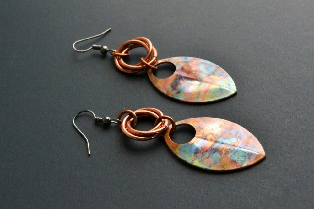 copper-phoenix-earrings-by-sereniyt-in-chains