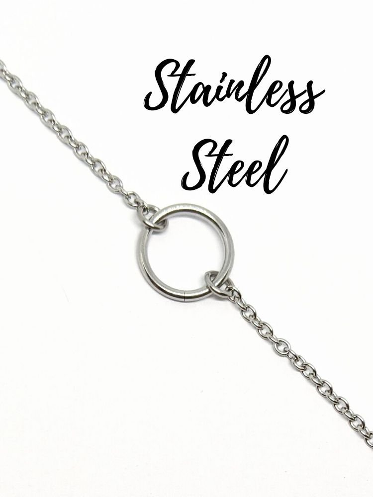 stainless steel day collar