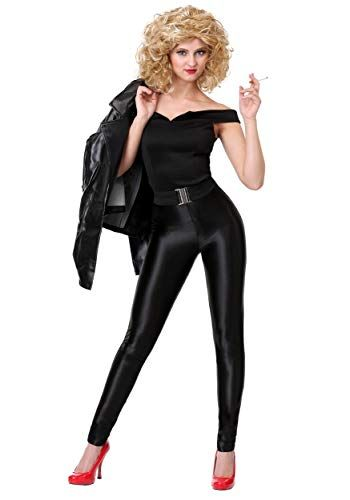 Sandy from grease halloween costume