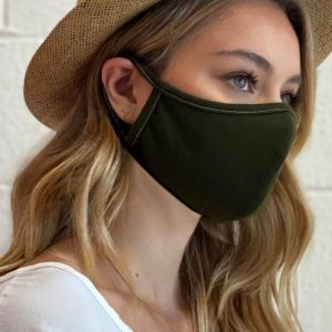 Soft Cotton Mask – 2 Layer Cotton Face Cover