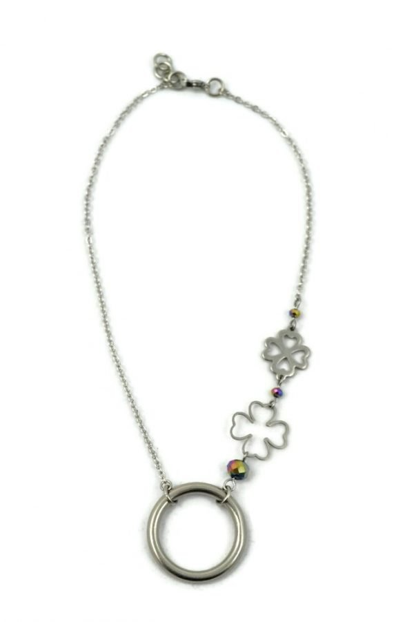 assymtric bsdm day collar by serenity in chains