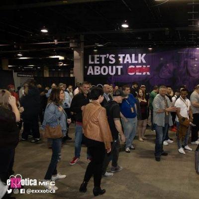 exxxotica expo lets talk about sex